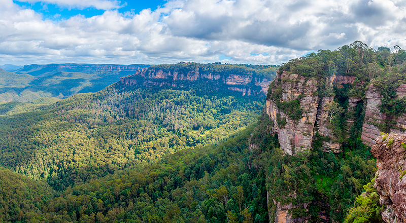 Blue Mountains Unearthed