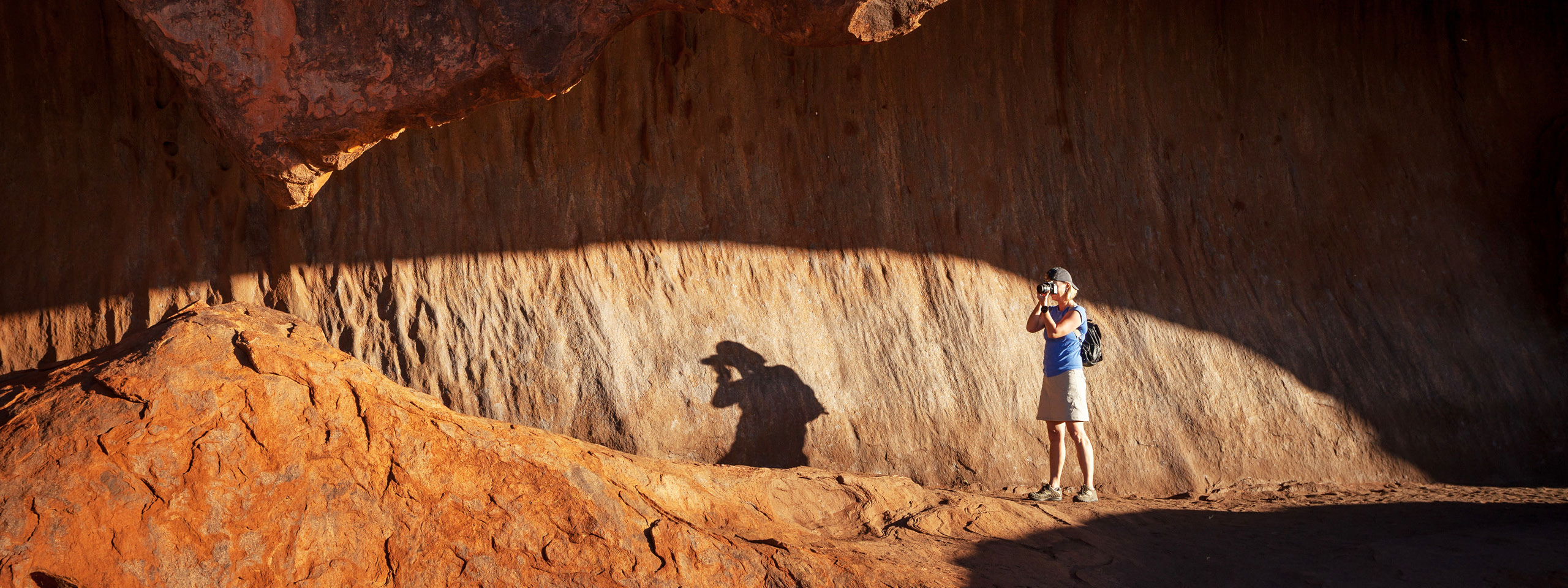 Kitchen Cave at Uluru