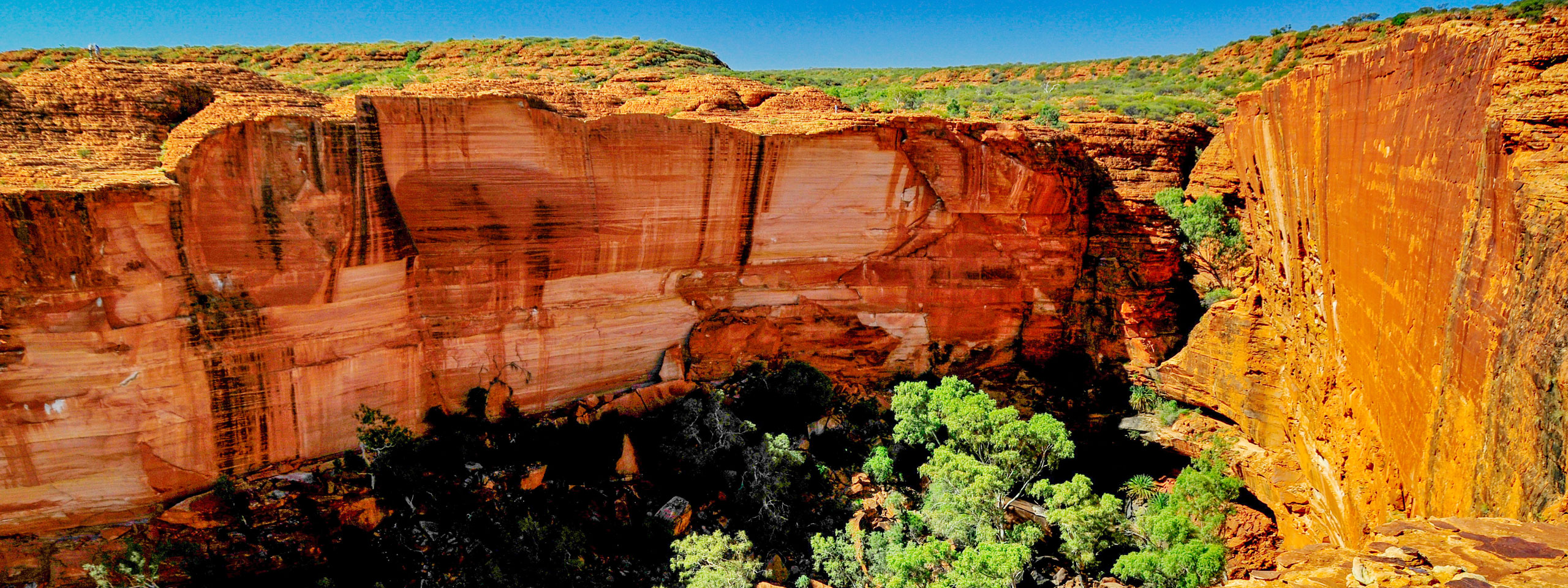 Kings Canyon, Petermann