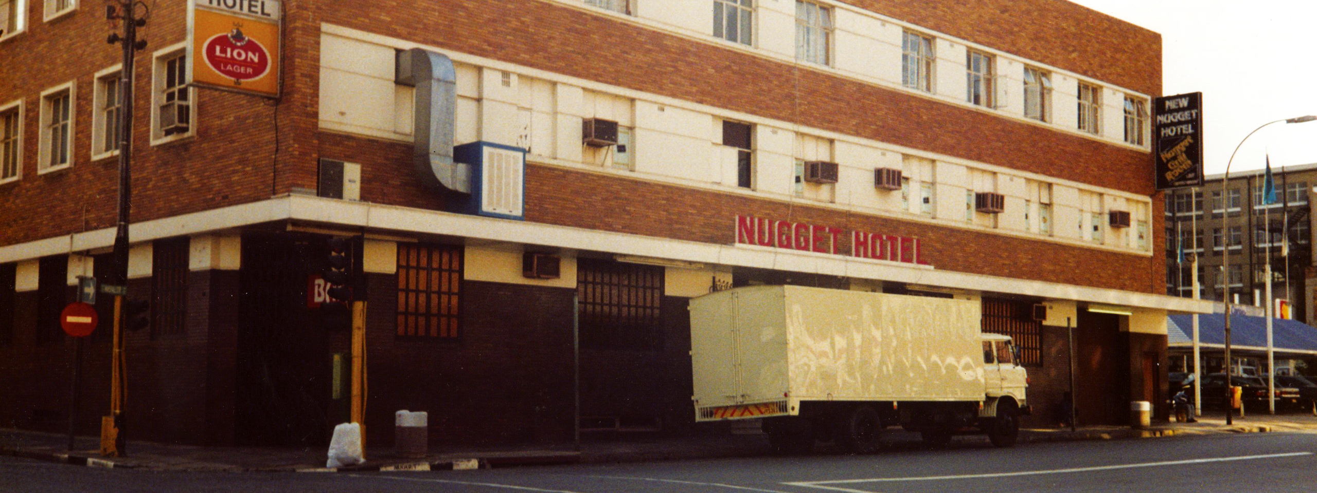 The Nugget Hotel, Johannesburg