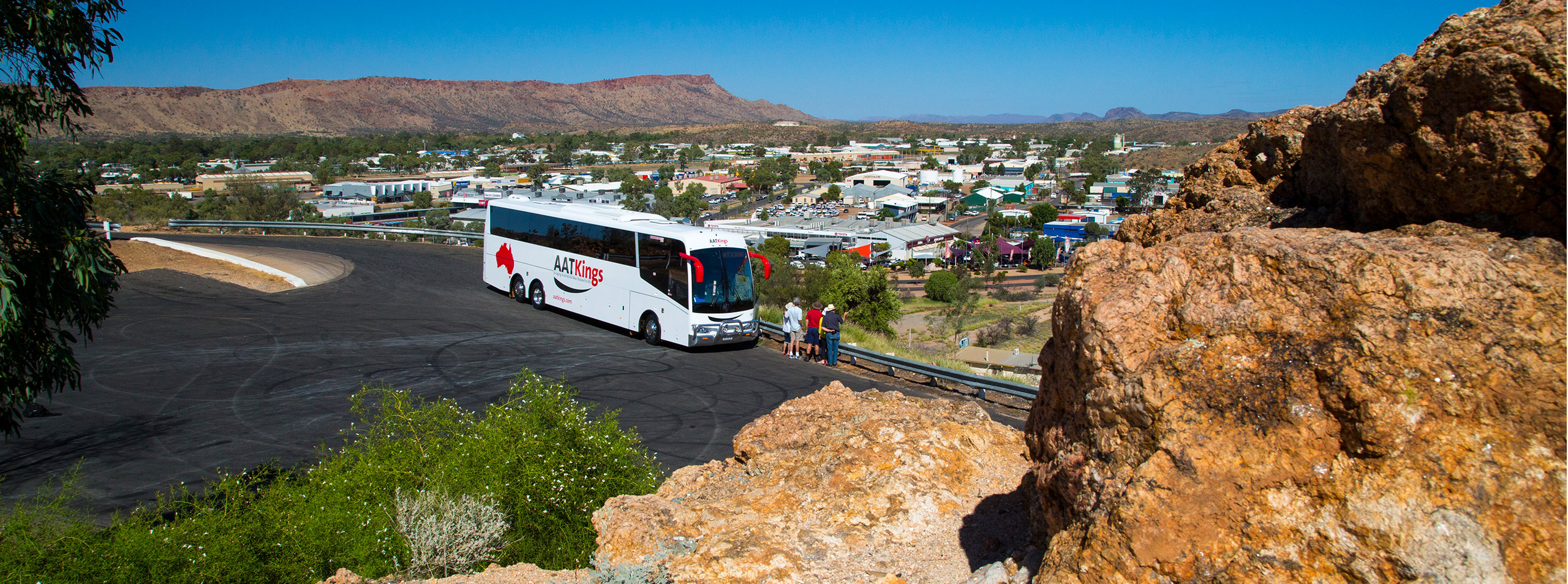 AAT Kings Coach at Alice Springs