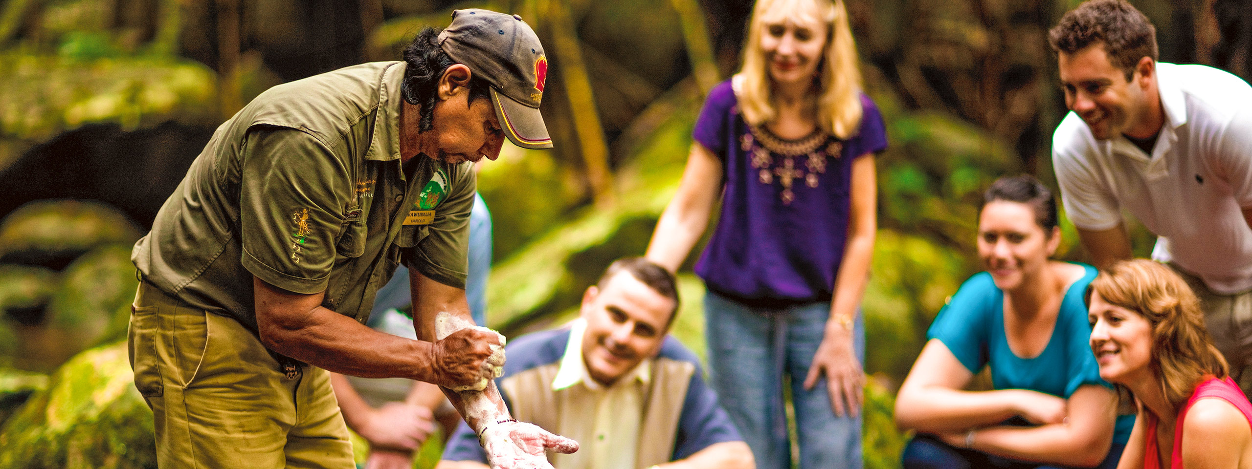 Kuku Yalanji Aboriginal Experience at Cape Tribulation