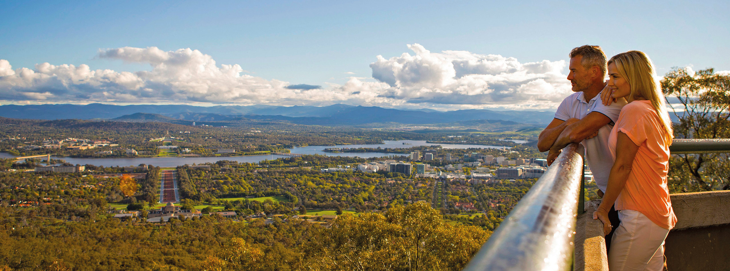Mt Ainslie Lookout