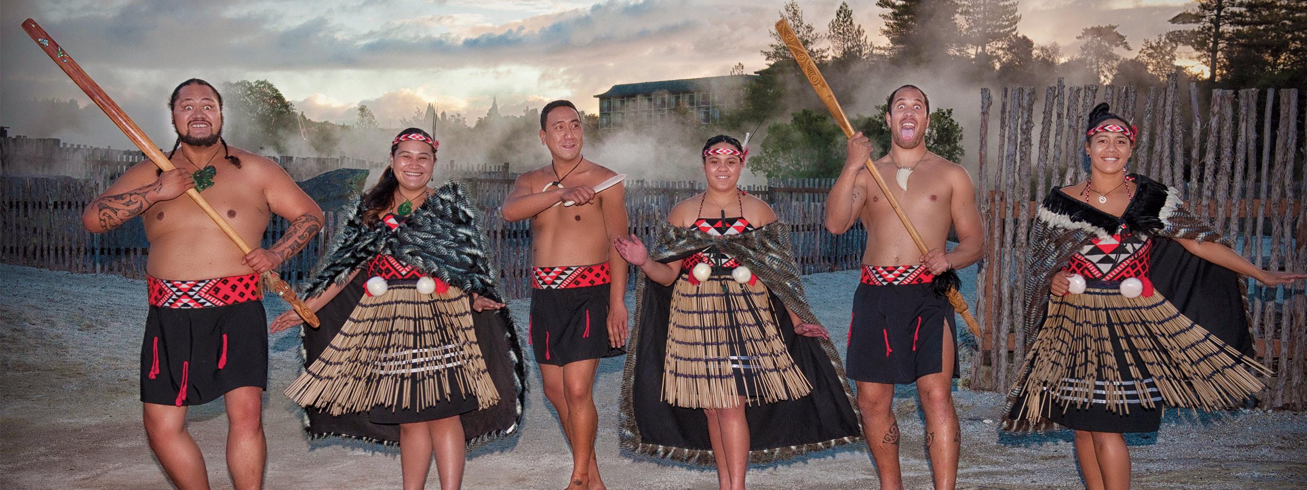 Maori History: Spektakuläres Neuseeland