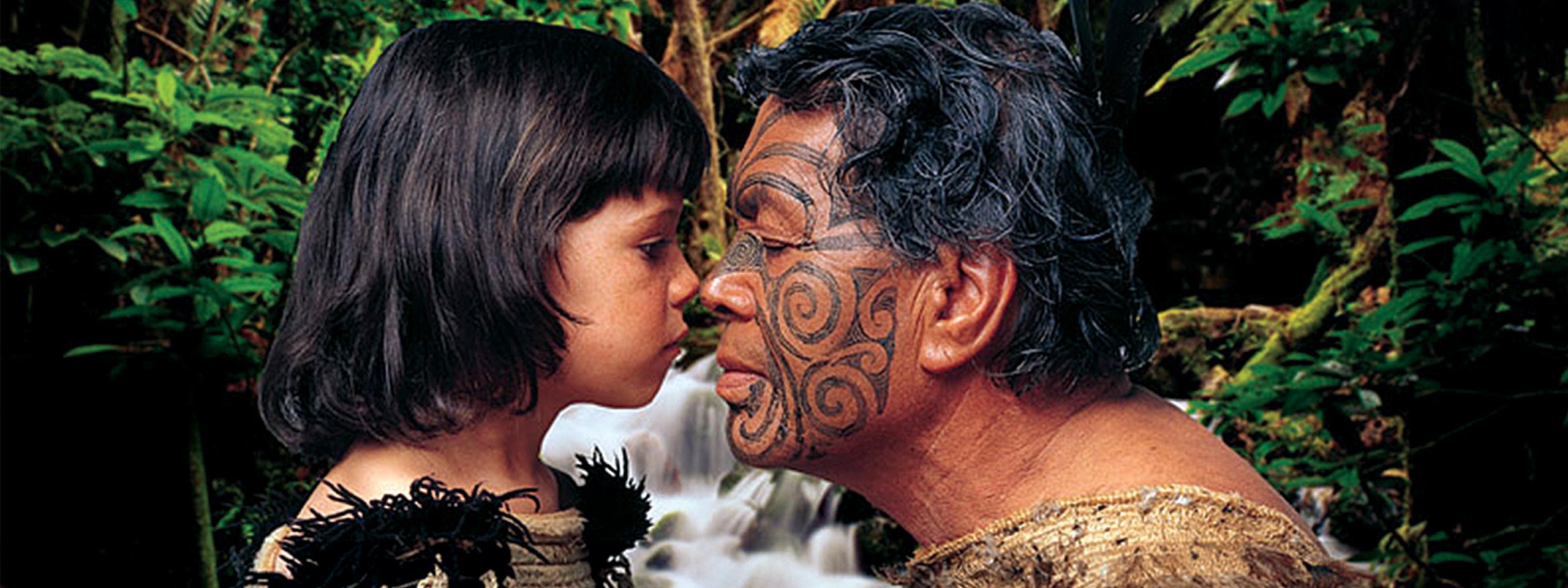 Maori Greeting New Zealand: New Zealand Splendour