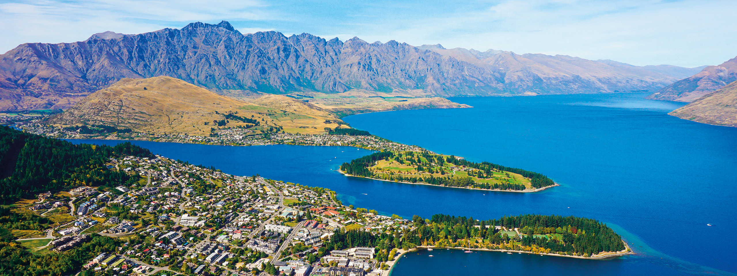 Visit the wonders of New Zealand