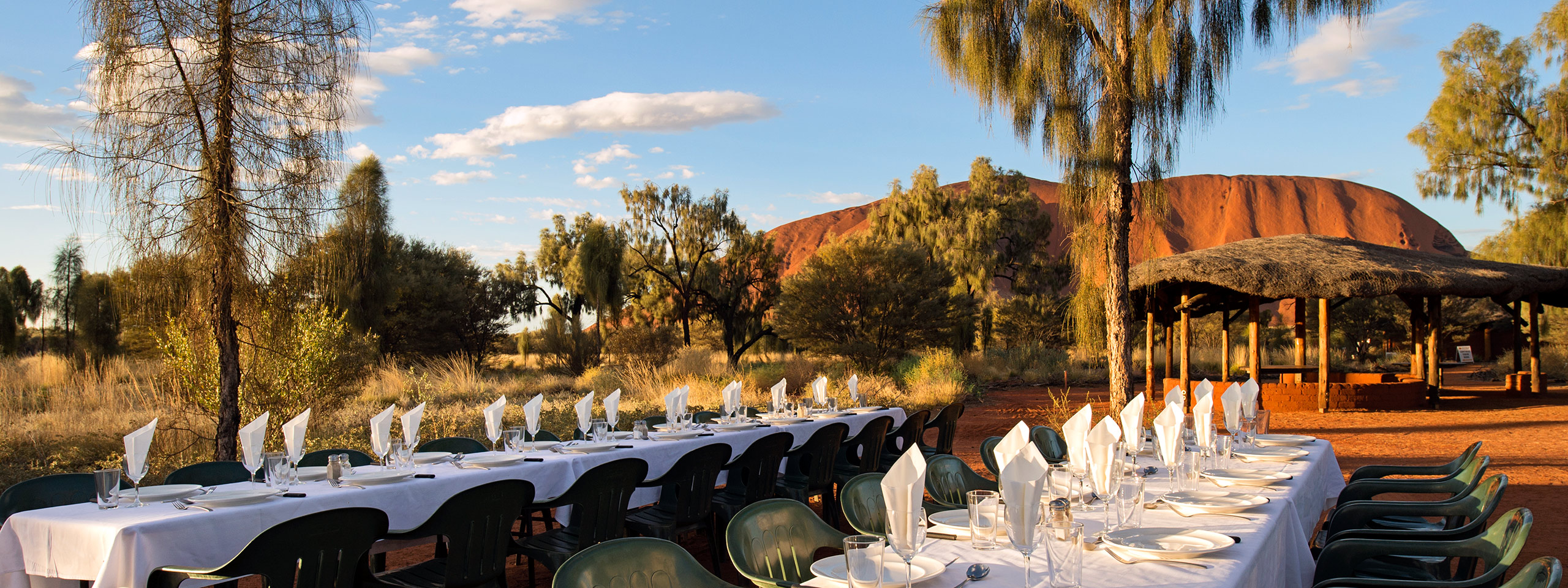 AAT Kings Uluru Barbecue Dinner