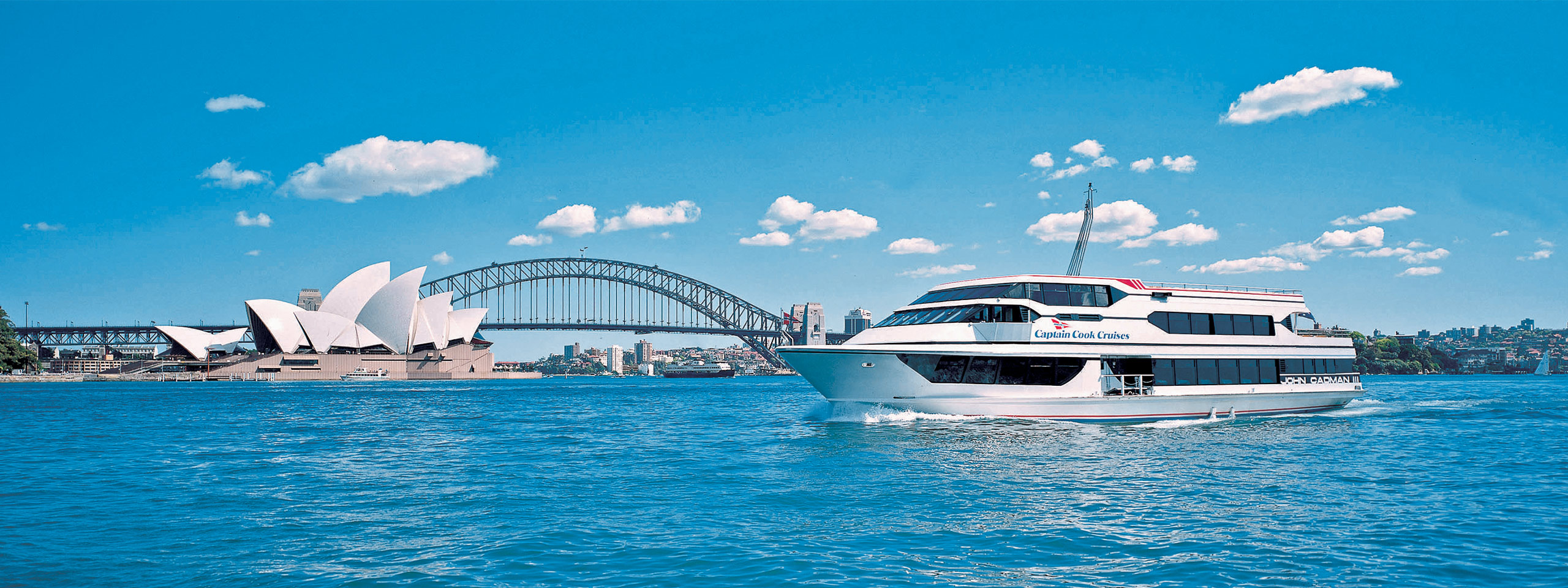 Sydney Captain Cook Cruise