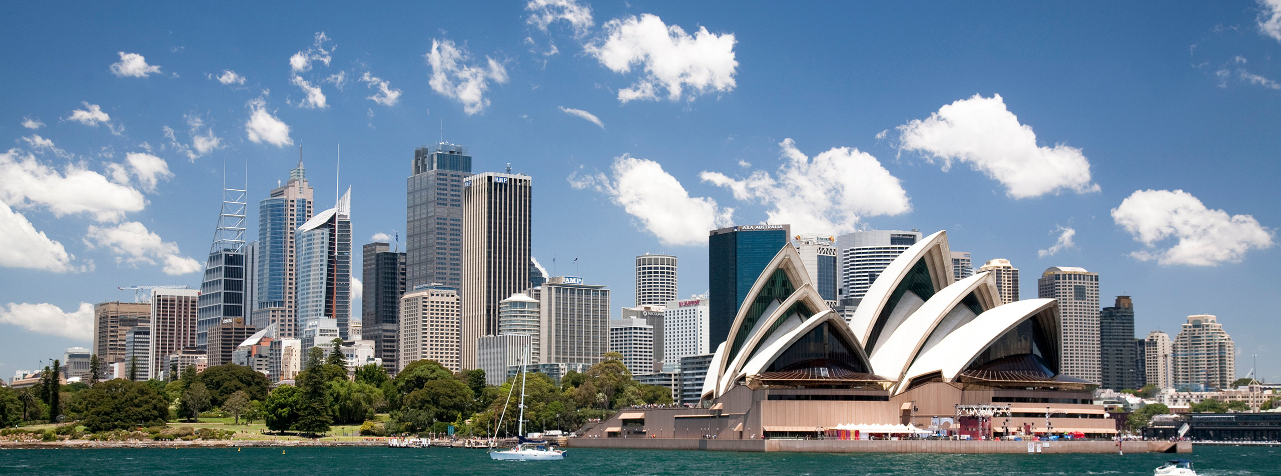 Opera House, Sydney Harbour