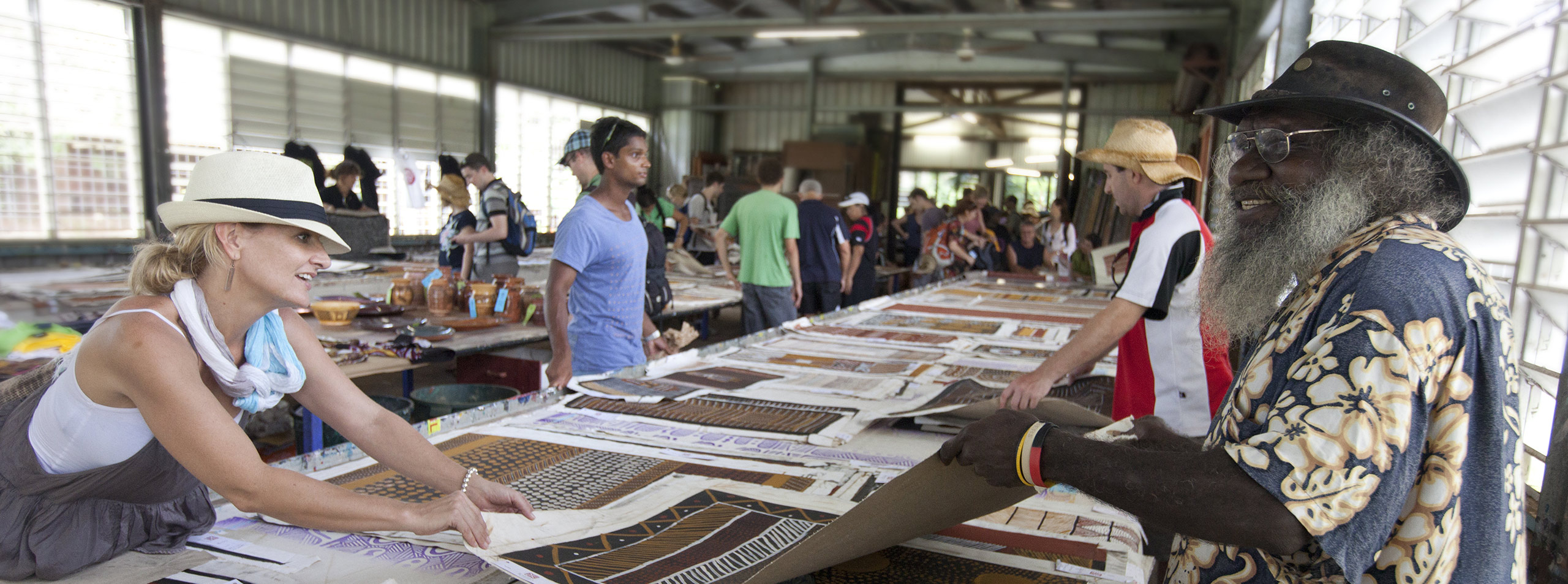 Tiwi Islands Art Workshop
