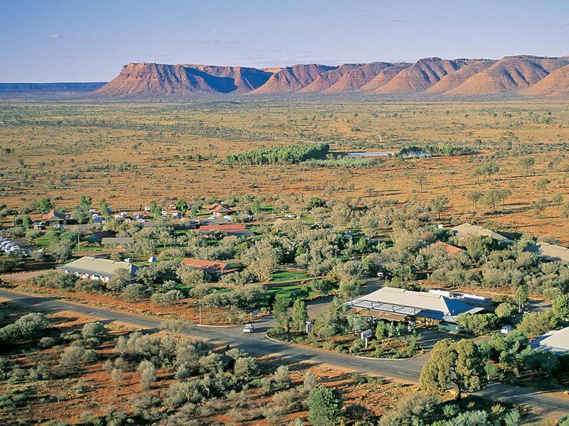 Hotel Kings Canyon Resort Australia
