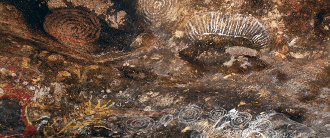 Aboriginal Rock Art, Uluṟu