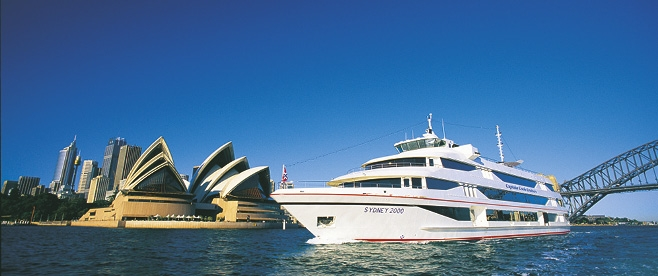 Captain Cook Cruise