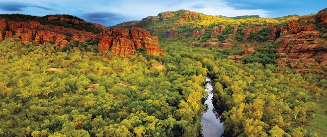 Kakadu Escarpment