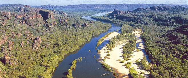 East Alligator River, Kakadu National Park