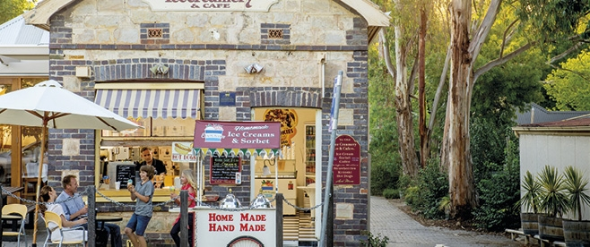 Hahndorf, Adelaide