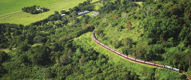 Kuranda Railway Freshwater Valley