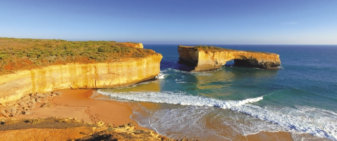 London Bridge at Port Campbell National Park
