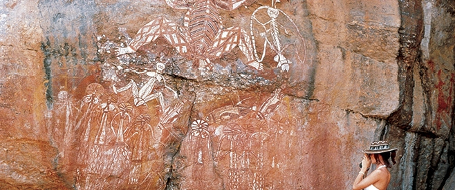 Rock Art, Nourlangie