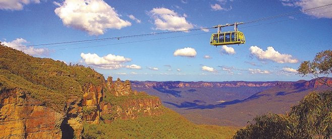 Scenic Skyway, Scenic World
