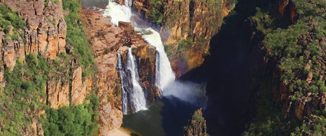 Twin falls (Wet Season)