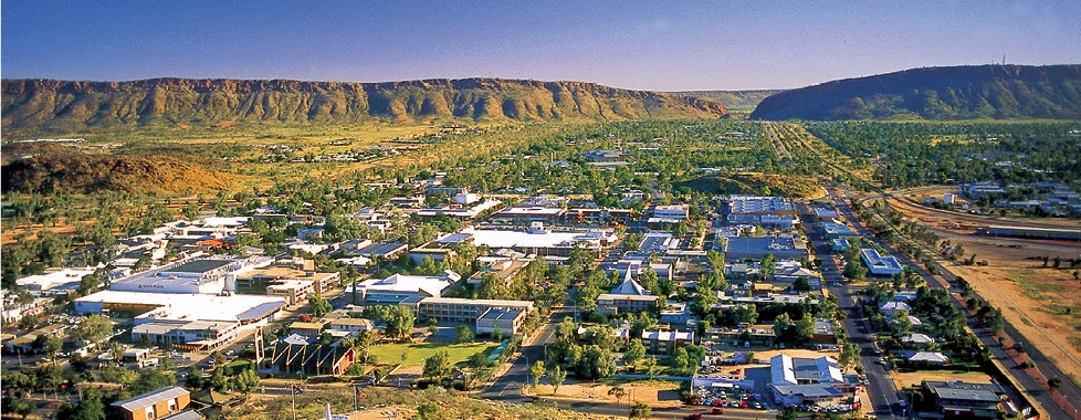 Alice Springs Township