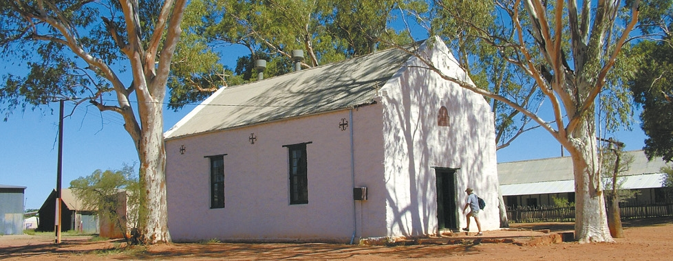 Hermannsburg Aboriginal Community
