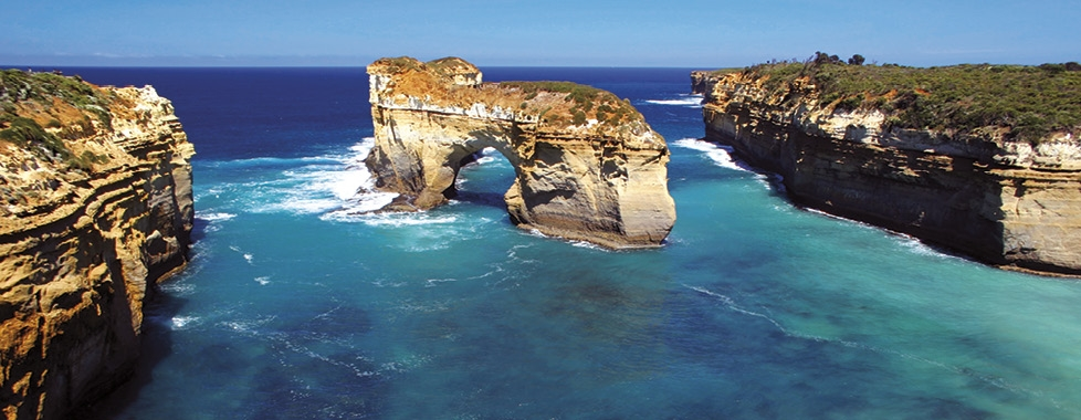 The Great Ocean Road – Loch Ard Gorge
