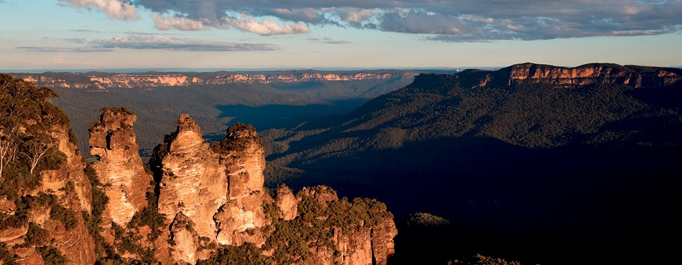 Three Sisters - Echo Point