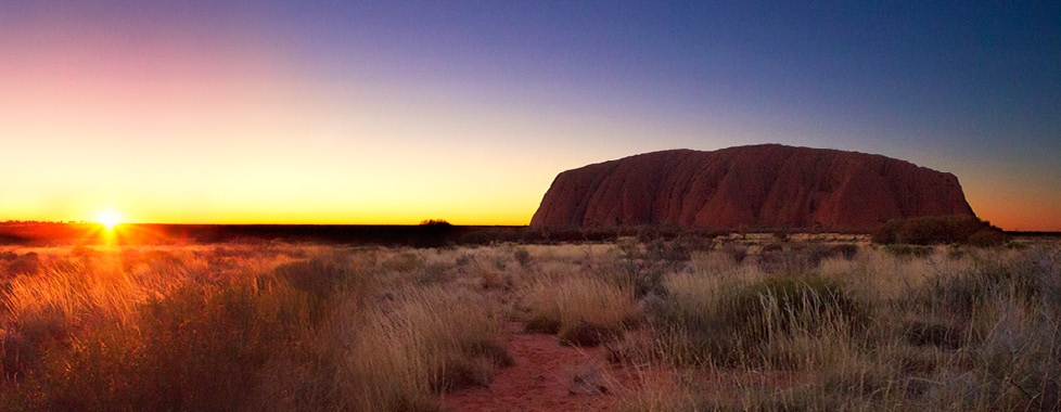 Uluṟu Sunset (Ayers Rock)