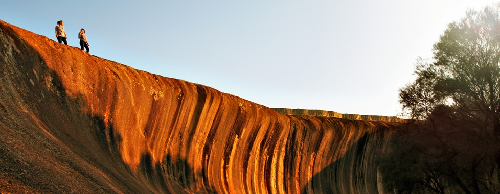 Wave Rock - Hyden