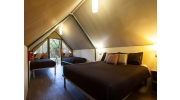 Emma Gorge Resort - Tented Cabins interior