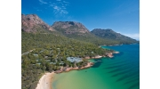Freycinet Lodge - Aerial View