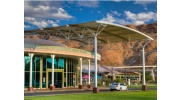 Front Exterior Lasseters Hotel Alice Springs
