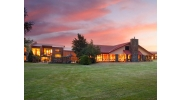 MacKenzie Country Hotel Sunset