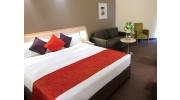 Standard Room at Novotel Hotel Brisbane