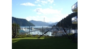 Picton Beachcomber Inn - view of Picton harbour