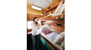The Ghan Gold Service - Twin Room (Night)
