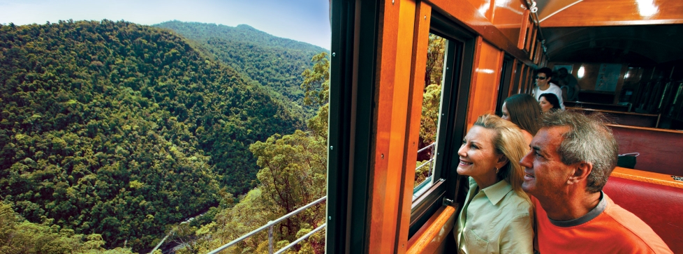 Kuranda Scenic Railway (Optional Experience)