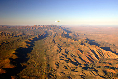 20 Minute Scenic Flight - Wilpena Pound