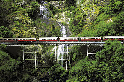 Kuranda Skyrail and Scenic Railway (KQS)