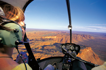 Kings Canyon Helicopter Flights
