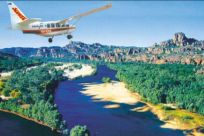 Kakadu Air Scenic Flight