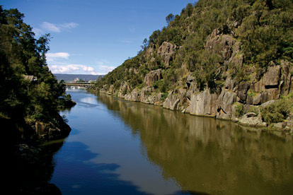 Tamar River Cataract Gorge Cruise - 50 min