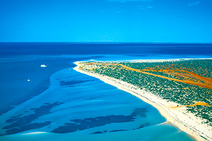 Shark Bay Scenic Flight