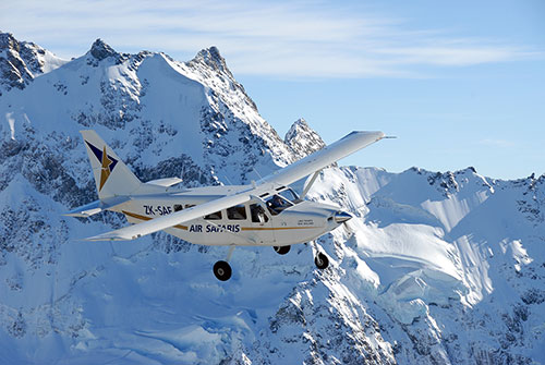 Air Safaris - Grand Traverse Scenic Flight