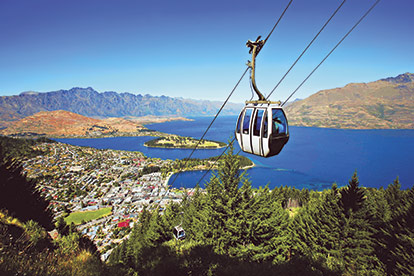 Skyline Queenstown - Gondola and Dinner