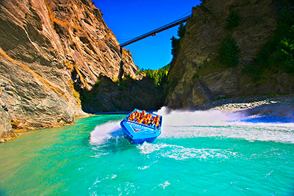 Skippers Canyon Scenic Tour & Jet Boat