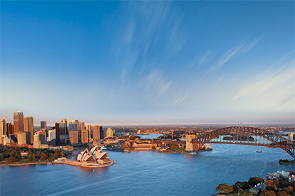 Sydney Heli Tours  - 20min Flight